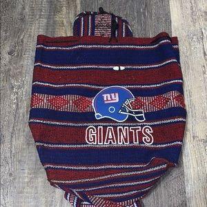 New York giants bag